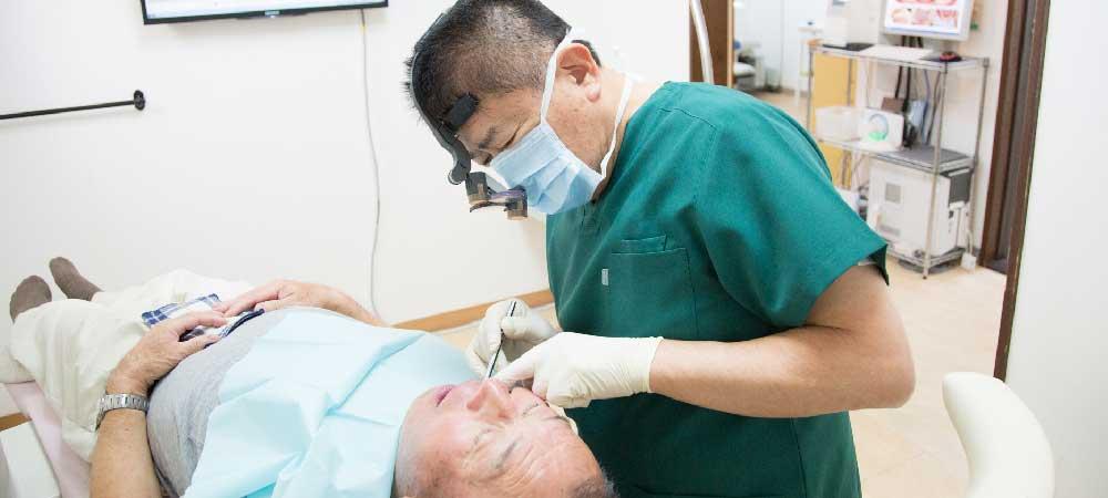 患者様に合った入れ歯