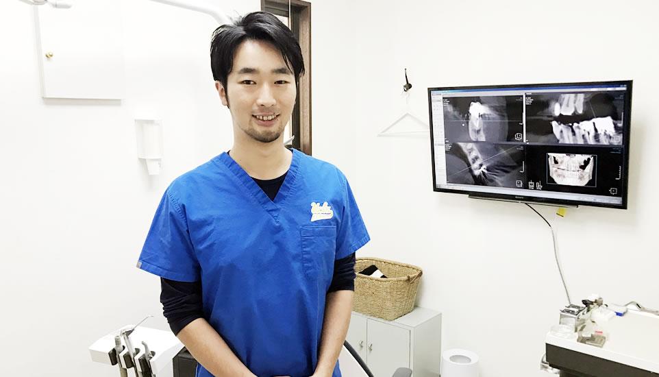 矯正歯科医 中嶋 亮