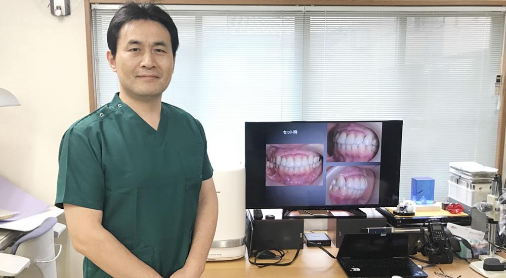 歯科技工士 田辺 久憲